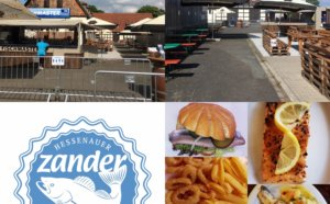 Fischmaster-Biergarten-Collage